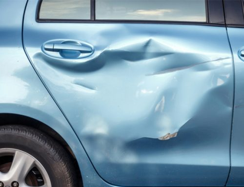 5 Reasons To Get Your Car Dents Repaired Quickly